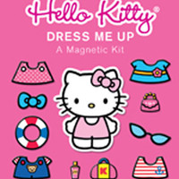 Hello Kitty Dress Me Up Mini Kit