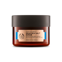 Natural Exfoliating Dead Sea Salt Scrub with Aloe Vera | The Body Shop ®