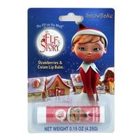 Elf on the Shelf Snowflake Lip Balm - Whimsical & Unique Gift Ideas for the Coolest Gift Givers