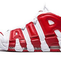 Men's Nike Air More Uptempo Running-Shoes - 414962 100