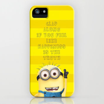 Happiness - for iphone iPhone & iPod Case by Simone Morana Cyla
