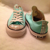 Adult bling converse-custom orders