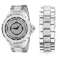 ICE MASTER Ultra Bling Watch
