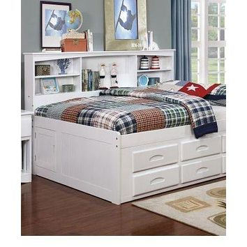 Mackenzie Bed with Drawers
