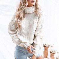 Lace Up Deep V Neck Knitted Women Sweaters Pullovers Long Sleeve Hollow Out Winter Casual Sweater Jumpers Knitwear