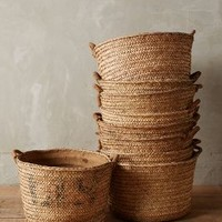 Harvest Basket by Anthropologie Assorted One Size Office