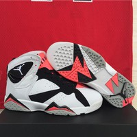 Air Jordan 7 Retro AJ7 Women Basketball Shoes US5.5-8.5