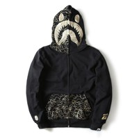 Men's Fashion Winter Hats Print Hoodies Jacket [10203237447]