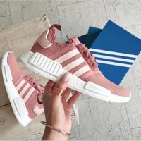 ADIDAS Trending Fashion Casual Sports Shoes Pink