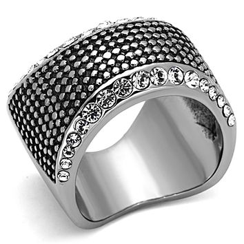 High polished (no plating) Stainless Steel Ring