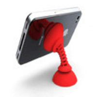 Apple Samsung Rubber Phone Holder Stand Phone [6284176646]
