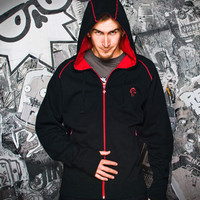 J!NX : World of Warcraft Horde Premium Hoodie