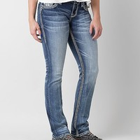 Rock Revival Yui Easy Straight Stretch Jean