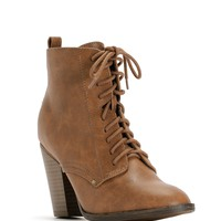Sale-tan Casual Booties