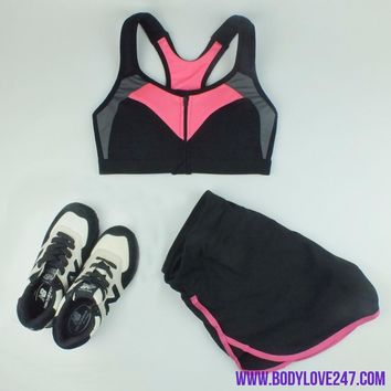 Women Sport Yoga Sets For Gym Running Workout Sportswear