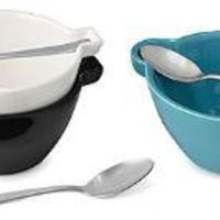 THE BOWL THAT RAN AWAY WITH THE SPOON