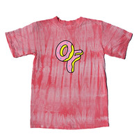 Odd Future Official Store | OF DONUT TEE TIE DYE