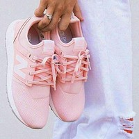 Alwayn New Balance Comfortable and breathable Shoes Pink