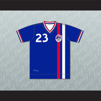 Boston Minutemen Football Soccer Shirt Jersey Any Player or Number New