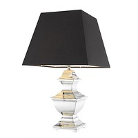 Black Shaded Table Lamp | Eichholtz Maryland