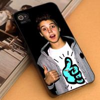 Matthew Espinosa Magcon Boys Tour - iPhone 4/4s,5,5s,5c and Samsung S2,S3,S4 - Plastic Rubber