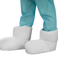 The Smurfs Shoe Covers Child
