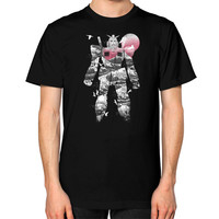 Anime Wave Unisex T-Shirt (on man)