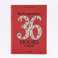 36 Hours England Book - Urban Outfitters