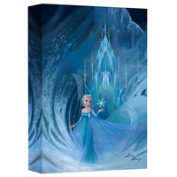 Elsa ''Well Now They Know'' Giclée on Canvas by Lisa Keene
