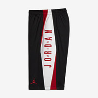 The Jordan Knit Big Kids' (Boys') Shorts.