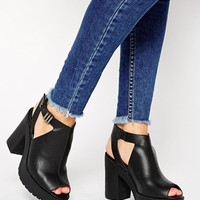 New Look Trundle Heeled Sandals