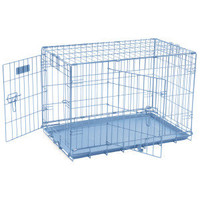 Precision Pet ProValu 2 Door Wire Dog Crate - Dog - Boutique - PetSmart