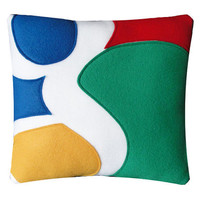 Google Pillow by Craftsquatch on Etsy