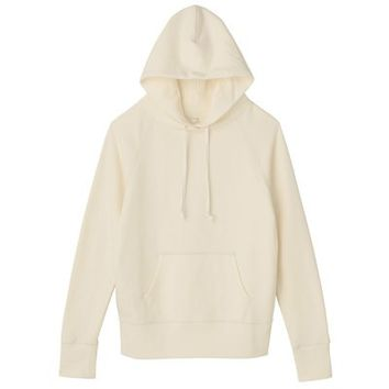 Women Organic Cotton French Terry Pullover Hoody