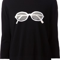 Boy. By Band Of Outsiders intarsia knit sweater