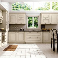 Country style kitchen LE NOCI Country Collection by Cadore Arredamenti