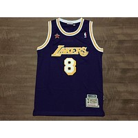 LA Lakers #24 Kobe Bryant 1998 All Star Swingman Jersey