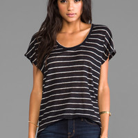 Joie Maddie Top in Caviar from REVOLVEclothing.com
