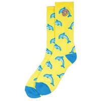 Odd Future Jasper Dolphin Socks - Men's at CCS