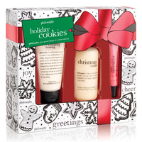 holiday cookies | holiday set | philosophy