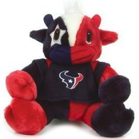 """NFL Officially Licensed Houston Texans Lil' Fans Stuffed Animal 12"""""""