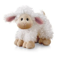 Webkinz Lil'Kinz Mini Plush Stuffed Animal Lamb