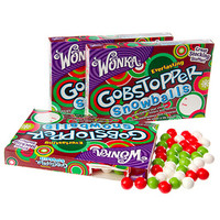 Wonka Christmas Gobstoppers Candy Packs: 12-Piece Box