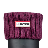 Hunter UK | Chunky Rib Boot Socks | Official Site