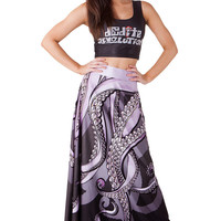 Sea Witch Maxi Skirt – Living Dead Clothing