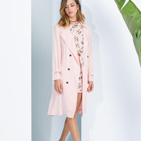 Ali Trench Coat – Lucca Couture