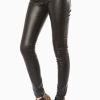ShopSosie Style : Markus Faux Leather Pants