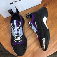 Palm Angels   Men Casual Shoes Boots fashionable casual leather