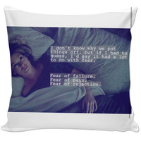 Greys anatomy pillow