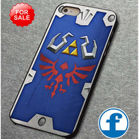 The Legend of Zelda Hylian Shield  for iphone, ipod, samsung galaxy, HTC and Nexus Phone Case